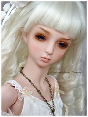 Aquarius Doll Mia (Icequeen's world) Tags: mia bjd balljointeddoll tanskin aquariusdoll