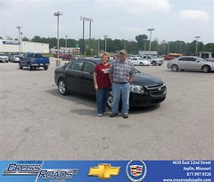 Crossroads Chevrolet Cadillac would like to say Congratulations to Michael Huckstep on the 2011 Chevrolet Malibu (Crossroads Chevrolet Cadillac) Tags: new chevrolet car sedan truck wagon happy pickup cadillac mo used vehicles chevy missouri bday van minivan suv crossroads luxury coupe dealership caddy joplin shoutouts hatchback dealer customers 4dr 2dr preowned