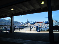 ferry loading (idontkaren) Tags: sanfrancisco station ferry ferrybuilding sausalito