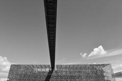 Mucem (Florette Photographie) Tags: france gris marseille nikon europe muse paca 13 difice francia civilisation dentelle beton architecte mditerrane massilia bton passerelle bouchesdurhne d600 mus mucem rudyricciotti