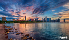 Is This Real Life (wfarrell4) Tags: sunset chicago tower museum clouds campus aquarium adler right stuff planetarium really shedd epic willis chicagobuildingscs6