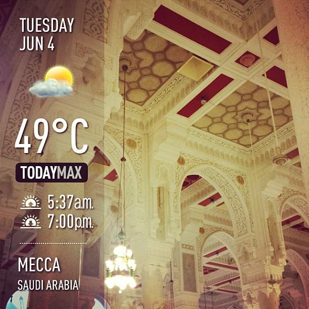 #weather #instaweather #instaweatherpro  #sky #outdoors #nature  #instagood #photooftheday #instamood #picoftheday #instadaily #photo #instacool #instapic #picture #pic @instaweatherpro #place #earth #world #mecca #saudiarabia #day #spring #sunset #skypai