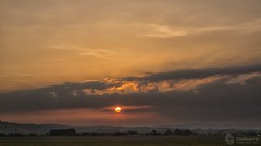 Airfield Sunset 5/6/13 (vaughaag) Tags: sunset aviation sony ssm airfield a77 1650