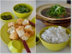 A Full Bak Kut Teh Feast (J2Kfm) Tags: food chinese malaysia ipoh perak bakkutteh pasirputeh