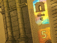 The Colors of Money (guenther_haas) Tags: money macro film colors germany deutschland bill video europa europe colours euro 5 sony olympus cash note makro eur farbe nahaufnahme omd farben geld banknote  adaptor geldschein em5 sooc flickrcolour hvt80