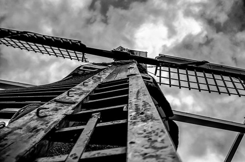 "Under a windmill in Friesland, Holland. • <a style=""font-size:0.8em;"" href=""http://www.flickr.com/photos/68368751@N05/9156105035/"" target=""_blank"">View on Flickr</a>"