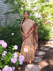 Misc-12.066 (davidmagier) Tags: flowers trees usa garden newjersey princeton ponytail sari bindi aruna