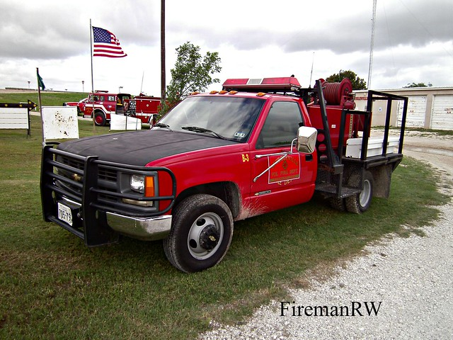 chevrolet grass brush firetruck