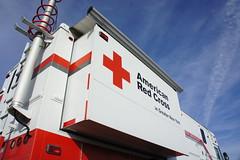 red cross mobile command center (disaster_photo) Tags: new york city sandy hurricane nypd disaster nationalguard emergency disasterresponse redcross fema americanredcross emergencymanagement nycoem officeofemergencymanagement hurricanesandy