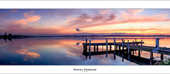 Pastel Paradise (John_Armytage) Tags: sunset newcastle dusk belmont jetty australia nsw canon5d carlzeiss leefilters novaflex squidsink johnarmytage wwwjohnarmytagephotographycom