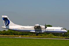 EI-REA (LIAM J McMANUS - Manchester Airport Photostream) Tags: man manchester re rea ei atr72 egcc arann aerarann at7 at72 eirea aeraranncom