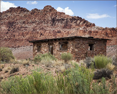 Back to the Earth (A Anderson Photography, over 1 million views) Tags: travel canon oldbuilding buiding stonestructure oldwindow countrybackroads