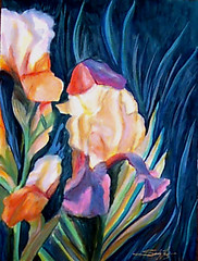 """Irises • <a style=""""font-size:0.8em;"""" href=""""https://www.flickr.com/photos/78624443@N00/9758580695/"""" target=""""_blank"""">View on Flickr</a>"""