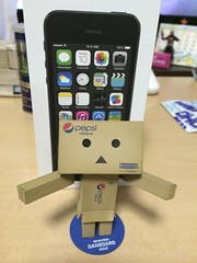 IMG_0083 (yosshi1202) Tags: black apple space gray danboard spacegray   iphone5s