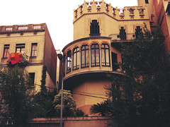 (RoamingSteve) Tags: barcelona city urban espaa building architecture spain europe ciudad catalonia catalunya catalua