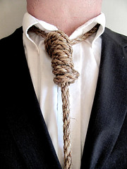 Ashley Hocking_Society's Noose (lawrencehighschool497) Tags: old portrait man male corporate rope suit society tux noose braid potraiture
