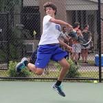 Dreher vs Chapin Var Tennis Playoff 5-12-15
