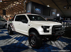 Eco-Boost Baja (Swanee 3) Tags: ford truck xt offroad pickup autoshow f150 automobiles barrettjackson westworld 2015 worldtruck