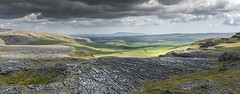 Crummack Dale (BingleymanPhotos) Tags: panorama view dale pavement yorkshire wide limestone dales yorkshiredales crummack