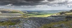 Crummack Dale (bingleyman2) Tags: panorama view dale pavement yorkshire wide limestone dales yorkshiredales crummack
