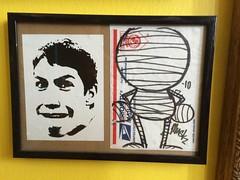 Borf and Musk Stickers (MaxTheMightyy) Tags: streetart art graffiti sticker stickers borf slap usps musk 228 graffitiart slaps