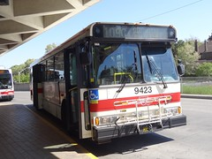Toronto Transit Commission 9423 on 109 Ranee (Orion V) Tags: ttc