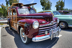 (Not Really) L.A. Wood 2015 (dmentd) Tags: wagon woody woodie