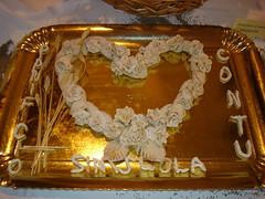 Il Pane, pregiata scultura di un bravo artigiano (toninomoreddu) Tags: sardegna sardinia sony pane cibo dsc cardena dolci esposizione nuoro alimenti sardeigne