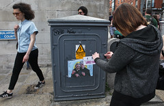 Fr. Ted: Marriage Referendum: In The Upper Yard, Dublin Castle (Skyroad) Tags: