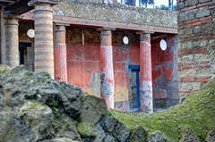 Herculaneum (Fido_le_muet) Tags: world heritage temple volcano site ruins italia campania unesco ashes villa pompeii napoli naples vesuvius vesuvio paestum italie salerno pompei sites herculaneum ruines volcan cendres oplontis salerne campanie vesuve