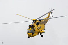 Bow-Out (Andy Tee) Tags: show rescue search air valley and westland sar raf seaking cosford