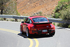 Porsche 911 Turbo (twm1340) Tags: red arizona june 911 az turbo porsche jerome coupe 930 2015 89a