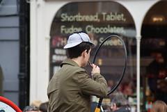 Edinburgh Festival Fringe (Secondcity) Tags: edinburghfestivalfringe edinburgh royalmile highstreet sherlockholmes