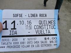 Tren Roca y Subte de Buenos Aires (dalekoqui) Tags: tren quilmes subterrneosdebuenosaires subte