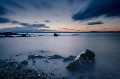 Largs Shoreline (davidballantyne2) Tags: bigstopper leefilters scotland longexposure clydeestuary ayrshire nikond7000 seascape