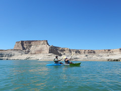 09/26/16 Half Day PM (lakepowellhiddencanyonkayak) Tags: kayaking arizona southwest kayakinglakepowell lakepowellkayak paddling hiddencanyonkayak hiddencanyon slotcanyon kayak lakepowell glencanyon page utah glencanyonnationalrecreationarea watersport guidedtour kayakingtour seakayakingtour seakayakinglakepowell arizonahiking arizonakayaking utahhiking utahkayaking recreationarea nationalmonument coloradoriver halfdaytrip lonerockcanyon craiglittle nickmessing lakepowellkayaktours boattourlakepowell campingonlakepowellcanyonkayakaz lonerock