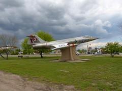 '12702' CF-104 Cold Lake (ZD703) Tags: 12702 104704 f104starfighter canadair canadianarmedforces aete coldlake joeheffner joeheffnermemorialpark