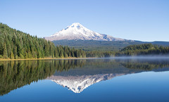 Day 284 (rendezvousnu) Tags: eulalie projecteulalie project365 trilliumlake oregon mounthood hoodriver