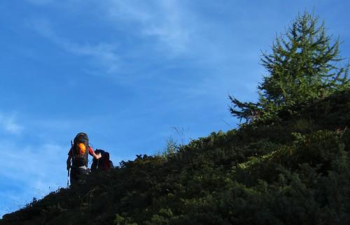 grimpeurs...
