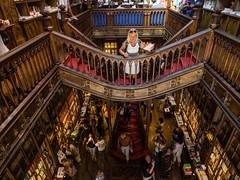 Lello bookshop 2 (flickrolf) Tags: shop books porto oporto portugal book bookshop lello