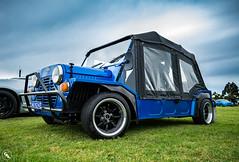 DSC_0024.jpg (CJL_Auto) Tags: mini moke british britishcar blue bluecar nikon nikond3300 d3300