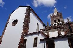 DSC02194 (adamfrunski) Tags: funchal madeira portugal se cathedral