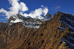 Mutspitze01 (Vid Pogacnik) Tags: italia italija mutspitze mountain outdoor landscape hiking autumn altoadige mountainpeak mountainridge ridge arete