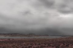 Rainy day at Lake Powell (The photo hunter II) Tags: arizona usa page horseshoe bend lake powell