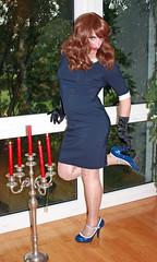 Curves (Annastasya) Tags: vintage pinup nastjona crossdress tgirl nastja sherer transvestite