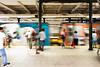 Σταθμός Μοναστηράκι (Jordi Cucurull) Tags: metro movement moviment movimiento gente gent people rush pressa prisa parada stop atenes atenas athens monastiraki 6d 2470