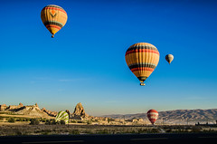 From Perrier (Melissa Maples) Tags: greme turkey trkiye asia  nikon d5100   nikkor afs 18200mm f3556g 18200mmf3556g vr hotairballoons balloons autumn dawn morning greme trkiye