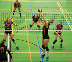 1B260608-2 (roel.ubels) Tags: vv utrecht eurosped galgewaard volleybal volleyball 18 finale nationale beker