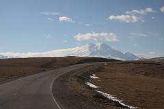 Mountains of Kavkaz (Sergey Kustov) Tags:  elbrus mountains ridge caucasus russia kabardinobalkaria       road