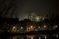 Auxerre nuit - 26 novembre 2016_-16 (bebopeloula) Tags: 2016 89 abbayesaintgermain auxerre bourgogne europe france nikond700 nuit yonne ngc extraordinarilyimpressive